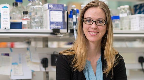 Dr. Madeline Lancaster