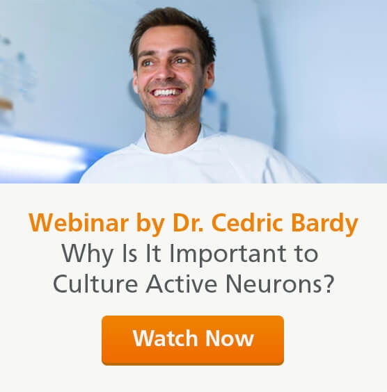 Webinar with Cedric Bardy