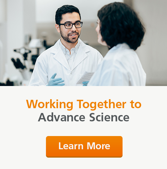 Working Together to Advance Science