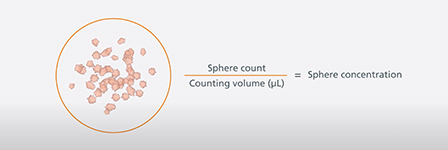 How to Count Spheres in Suspension Culture